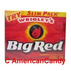Wrigley's Big Red Cinnamon 15er Slim