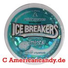 Ice Breakers Mints Wintergreen sugar free