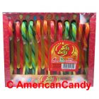 Jelly Belly Candy Canes Cherry, Pear & Sizzling Cinnamon