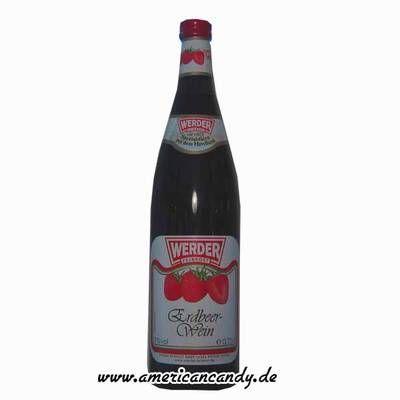 Werder Erdbeerwein