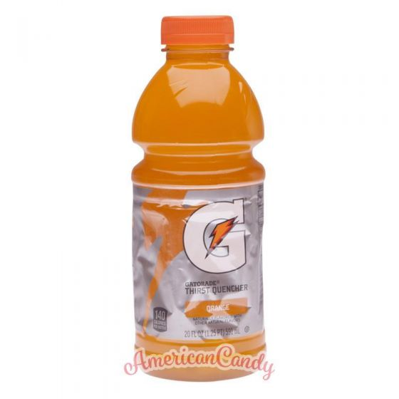 Gatorade Perform Orange PET