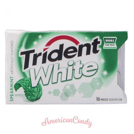 Trident White Spearmint BigPack 16er