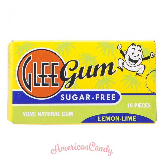Glee Gum Lemon-Lime sugar free