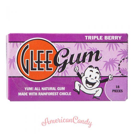 Glee Gum Triple Berry