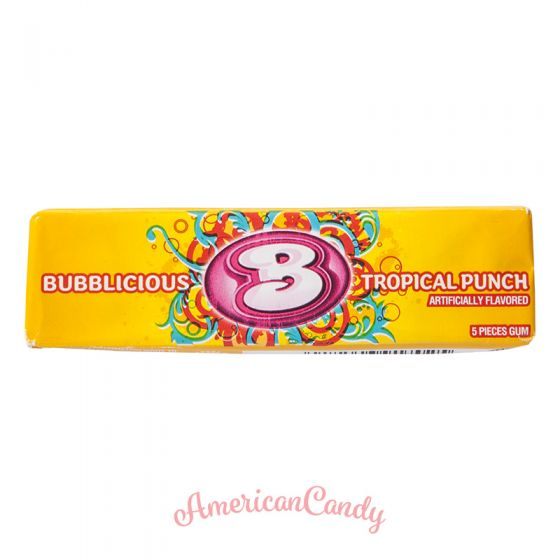 Bubblicious Tropical Punch