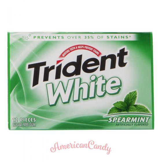 Trident White Spearmint 12er
