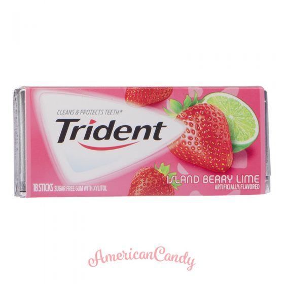 Trident Island Berry Lime 18er