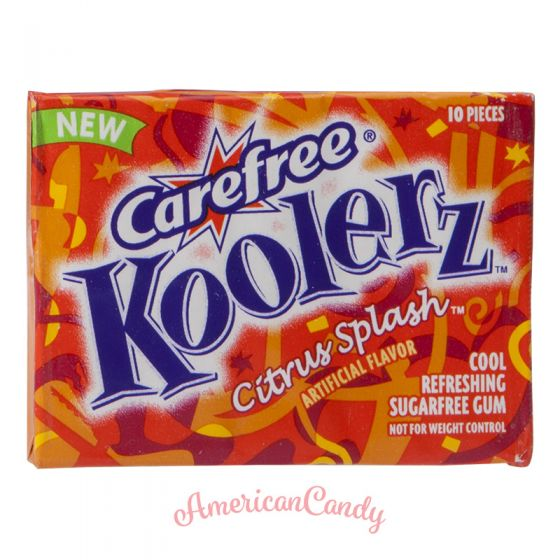 Carefree Koolerz Citrus Splash