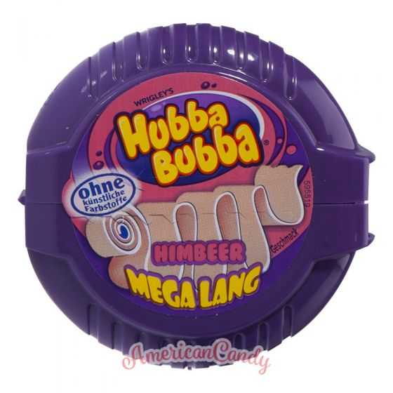 Hubba Bubba Bubble Tape Himbeer