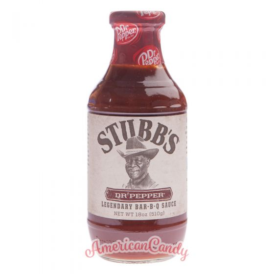 Stubb's Bar-B-Q Sauce Dr Pepper