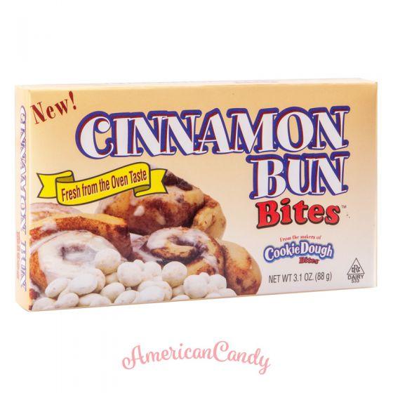 Cinnamon Bun Bites Theater Box