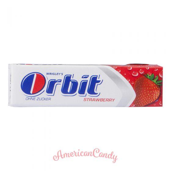 Wrigley's Orbit Strawberry New