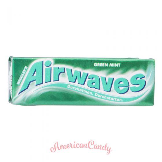 Wrigley's Airwaves Green Mint