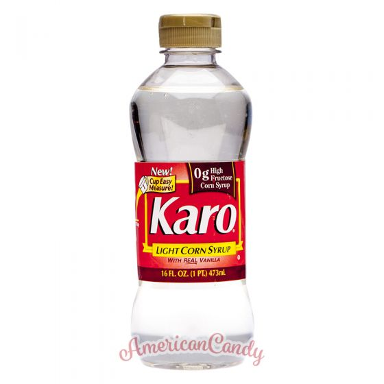 Karo Vanilla Light Corn Syrup