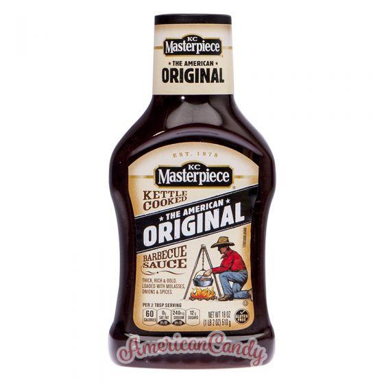 KC Masterpiece BBQ Sauce Original 510g