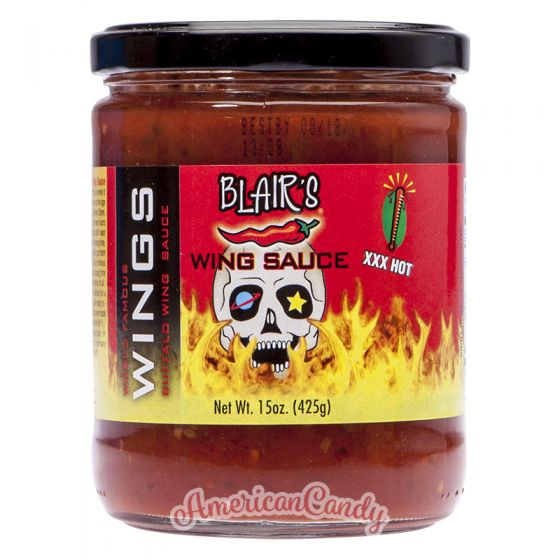 Blair's Ultimate Buffalo Wing Sauce XXX Hot 425g