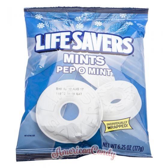 Lifesavers Mints Pep-O-Mint 177g