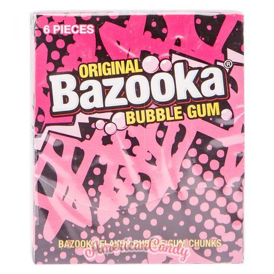 Bazooka Original Bubble Gum