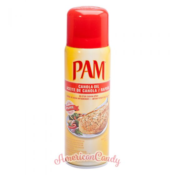 PAM Canola Oil No-Stick Cooking Spray 170g