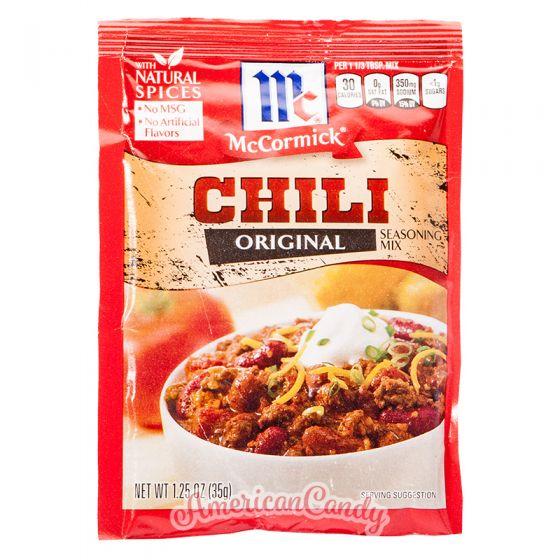McCormick Original Chili Seasoning Mix
