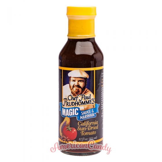 Chef Paul Prudhomme's Magic Sauce & Marinade California Sun-Drie