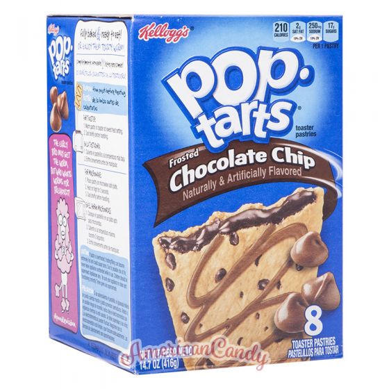 Pop Tarts Chocolate Chip (2 Toast-Taschen)