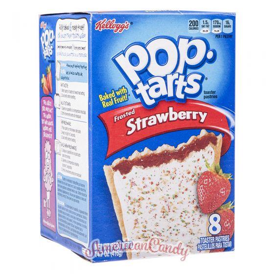 Pop Tarts Frosted Strawberry (2 Toast-Taschen)