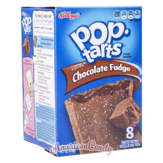 Pop Tarts Frosted Chocolate Fudge (2 Toast-Taschen)