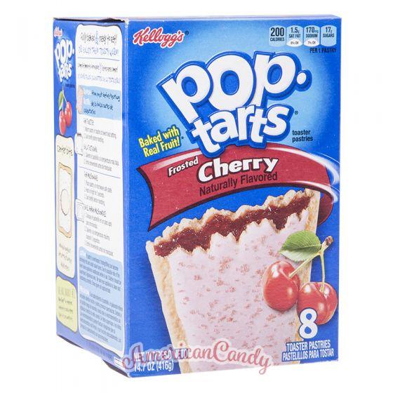Pop Tarts Frosted Cherry (2 Toast-Taschen)
