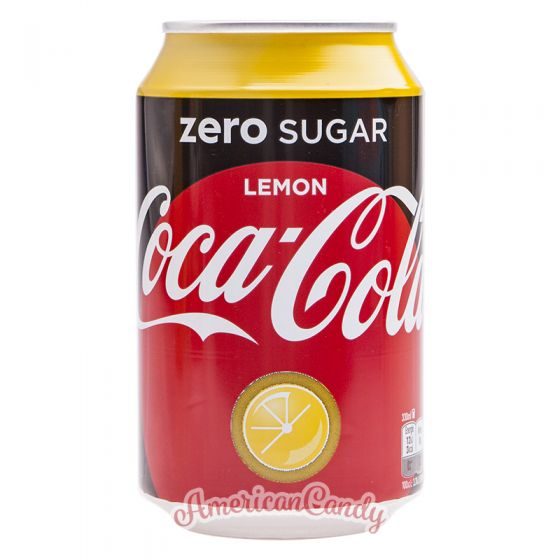 Coca Cola Lemon Zero