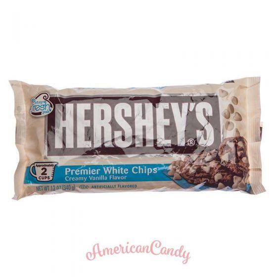 Hershey's Premier White Chips 340g