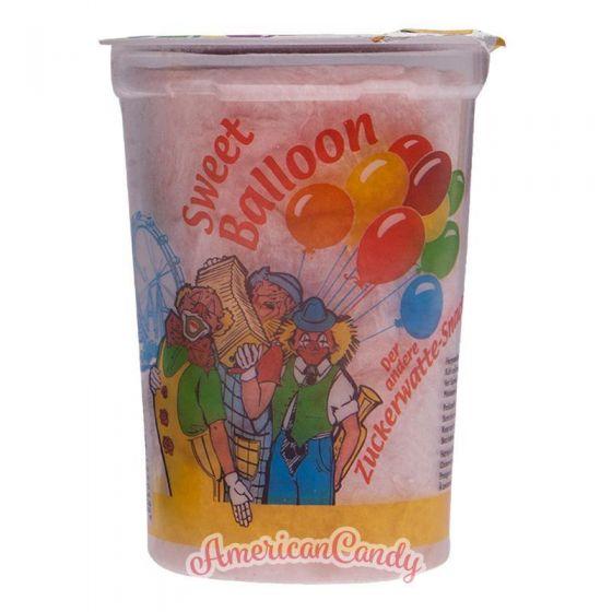 Sweet Balloon Zuckerwatte Small 500 ml