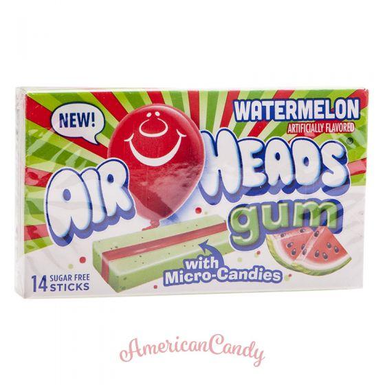 Air Heads Watermelon Gum 14er
