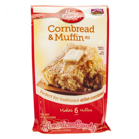 Betty Crocker Cornbread & Muffin Mix