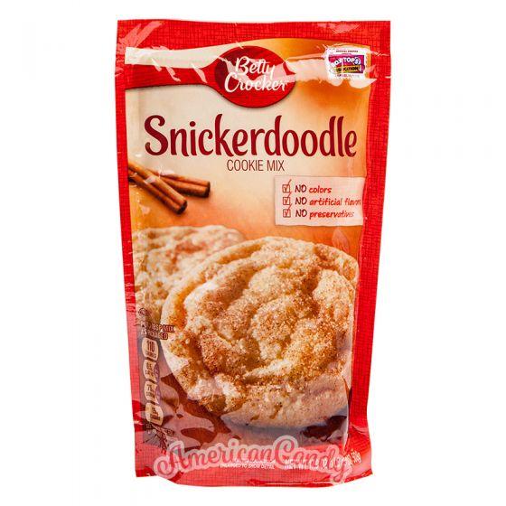 Betty Crocker Snickerdoodle Cookie Mix Keksmischung