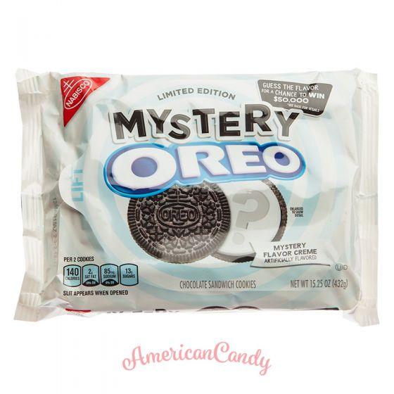 Oreo MYSTERY flavor Creme 432g
