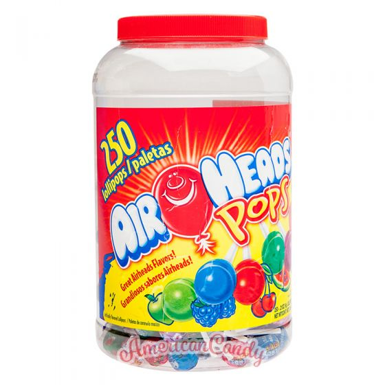 Air Heads Pops Lollipop