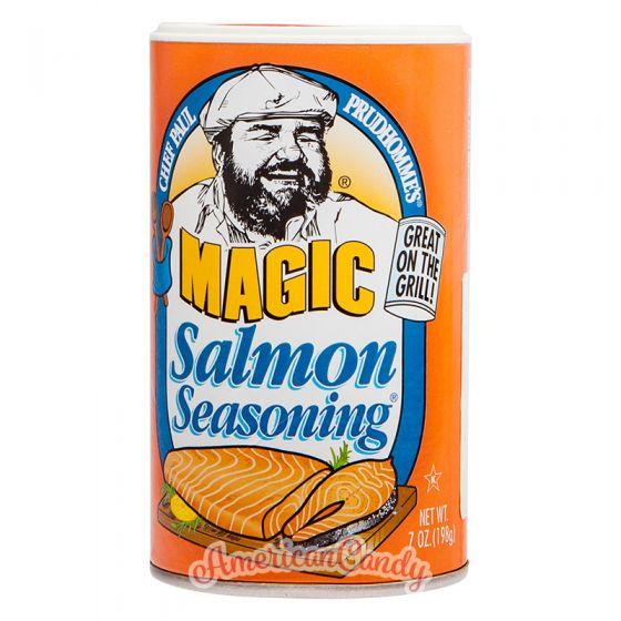 Chef Paul Prudhomme's Magic Salmon Seasoning 198g