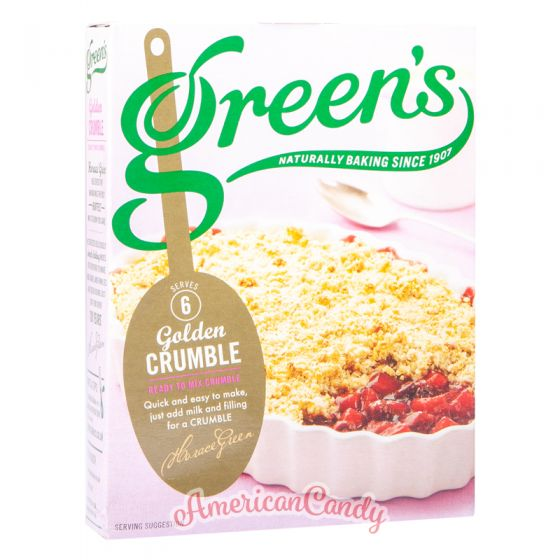 Green's Golden Crumble 280g