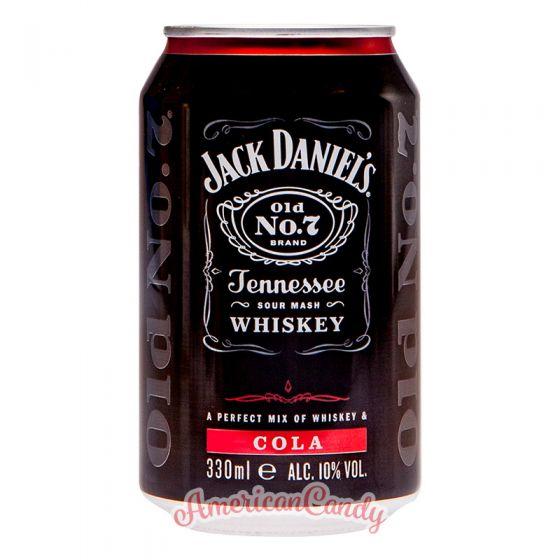Jack Daniel's Cola 10% Alc.