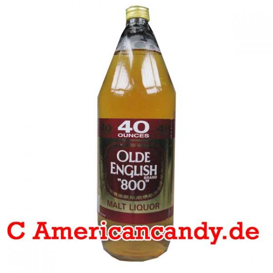 Olde English 800 Malt Liquer US Beer 1,18l  incl.Pfand