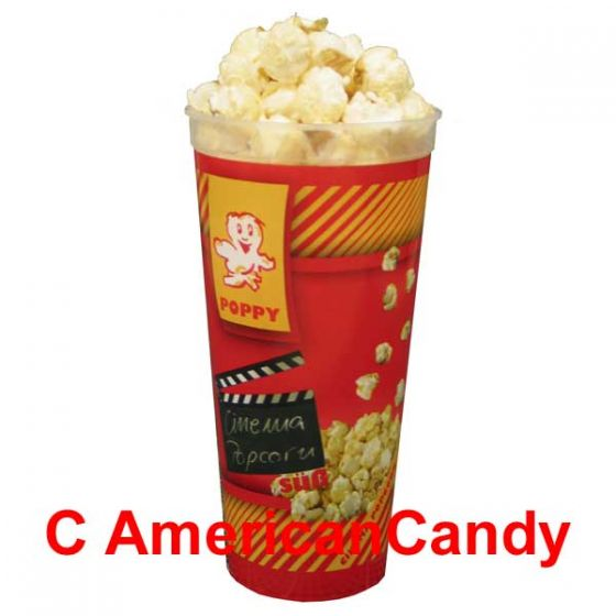 Poppy Cinema Popcorn 500 ml