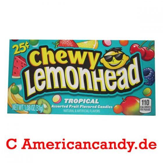 Ferrara Pan Chewy Lemonhead Tropical