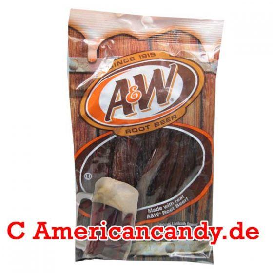 A&W Root Beer Twists Pull-n-Peel 142g