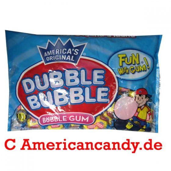 America's original Dubble Bubble Bubble Gum 453g