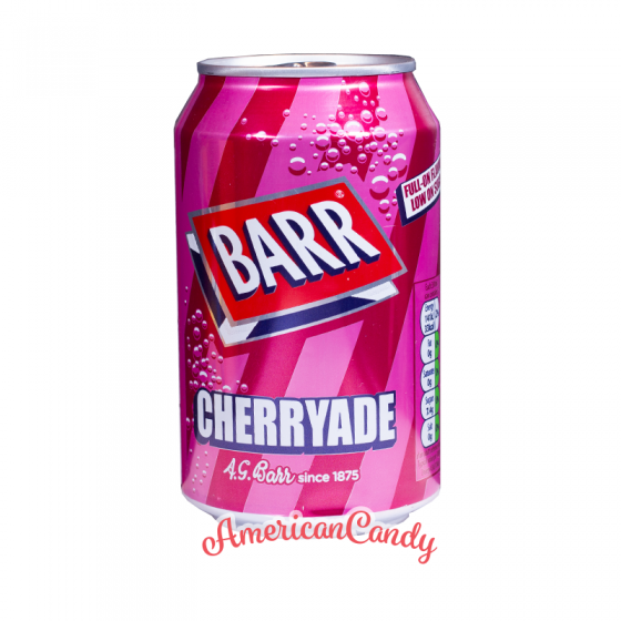 Barr Cherryade Soda