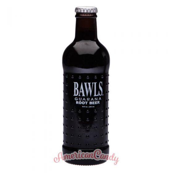 Bawls Guarana Root Beer
