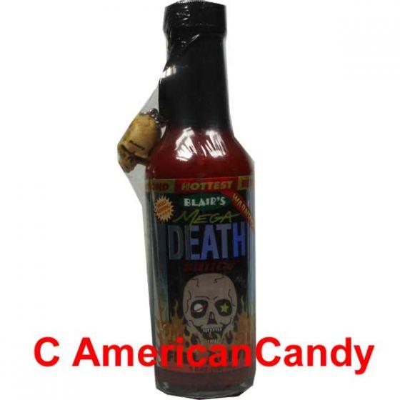 Blair's Mega Death Sauce Hottest Beyond
