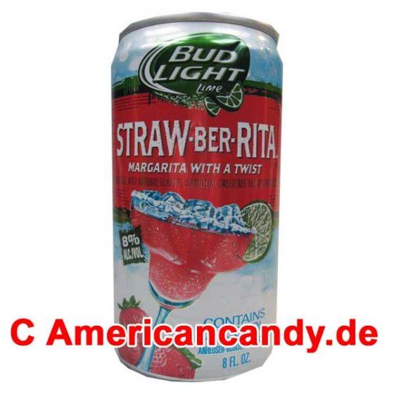 Bud Light Lime STRAW-BER-RITA incl.Pfand