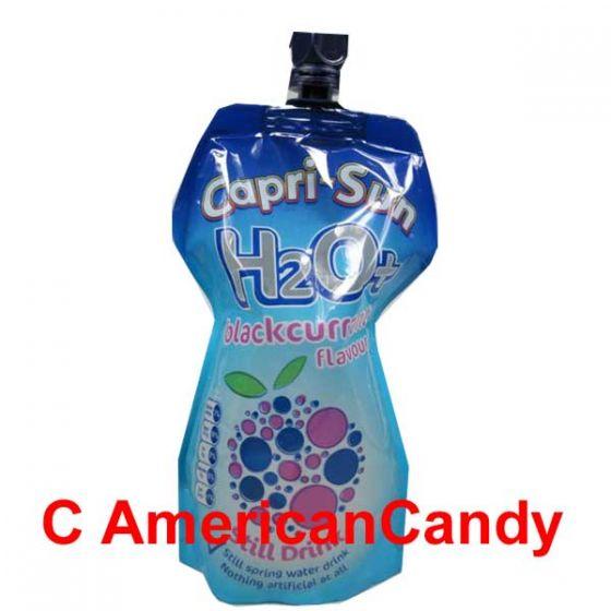 Capri-Sun H2O+ Blackcurrant